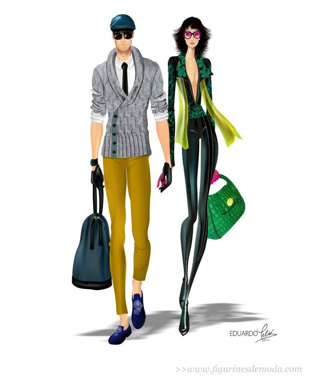 Fashion illustration ebooks