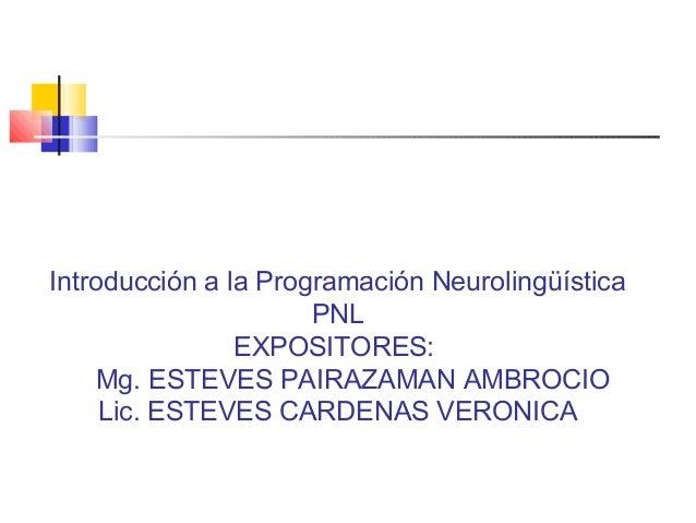 Libro introduccion a la programacion neurolinguistica for Introduccion a la gastronomia pdf
