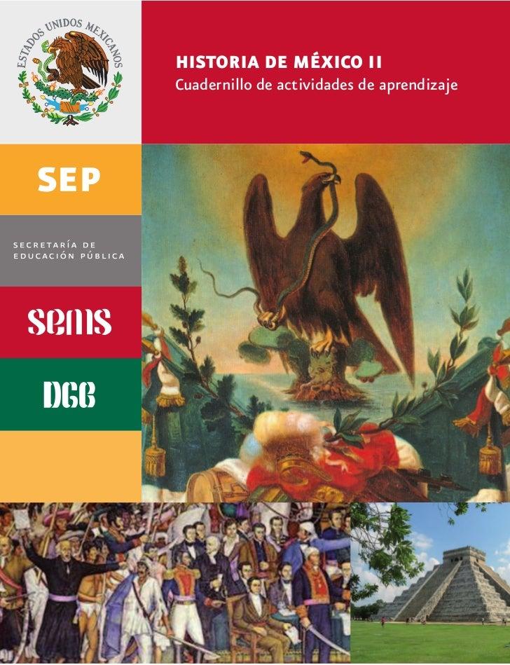 Libro Historia De Mexico 2 Descargar Gratis Pdf @tataya.com.mx