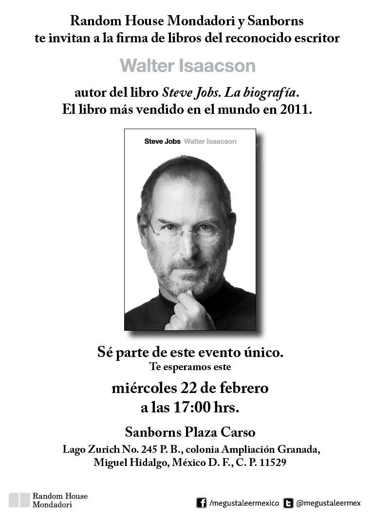 Libro Steve Jobs. La Biografia Descargar Gratis Pdf @tataya.com.mx 2021
