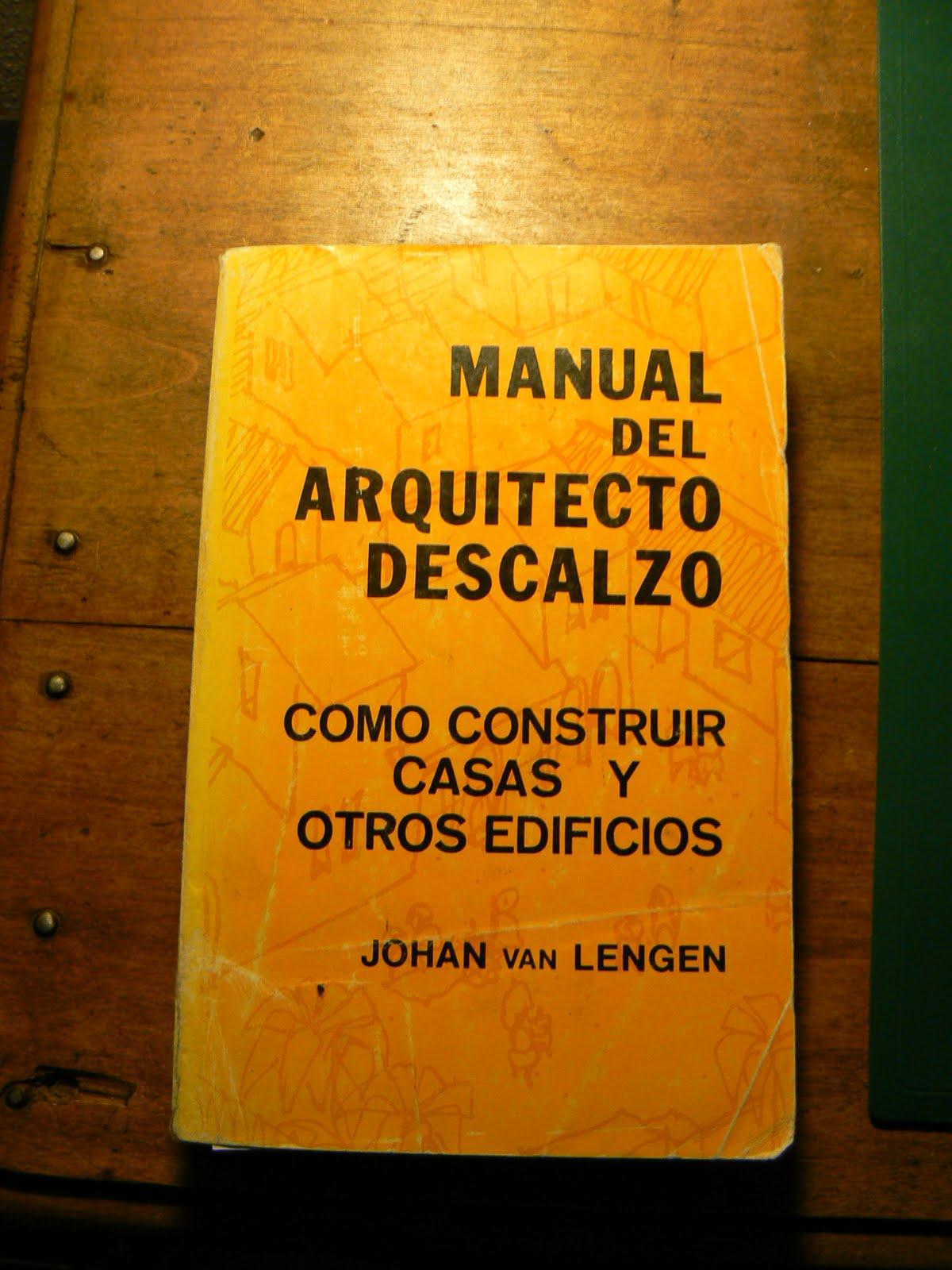 el manual del arquitecto descalzo descargar